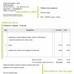 exemple de devis pdf