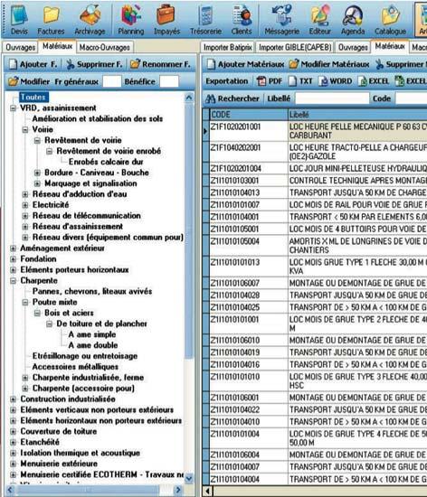 logiciel batiprix gratuit