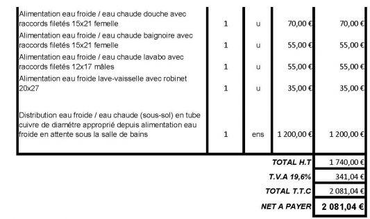 interesting prix electricite a refaire saint paul with prix pour refaire electricite dans une maison - Prix Pour Refaire L Electricite D Une Maison