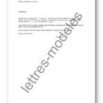 exemple de lettre acceptation devis