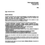 exemple de lettre demande de devis gratuit