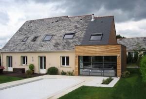 Visuel exemple de devis extension bois for Agrandissement bois prix m2