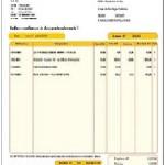 exemple de devis facture
