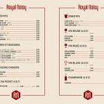 exemple de devis menu restaurant