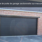 exemple de devis porte de garage