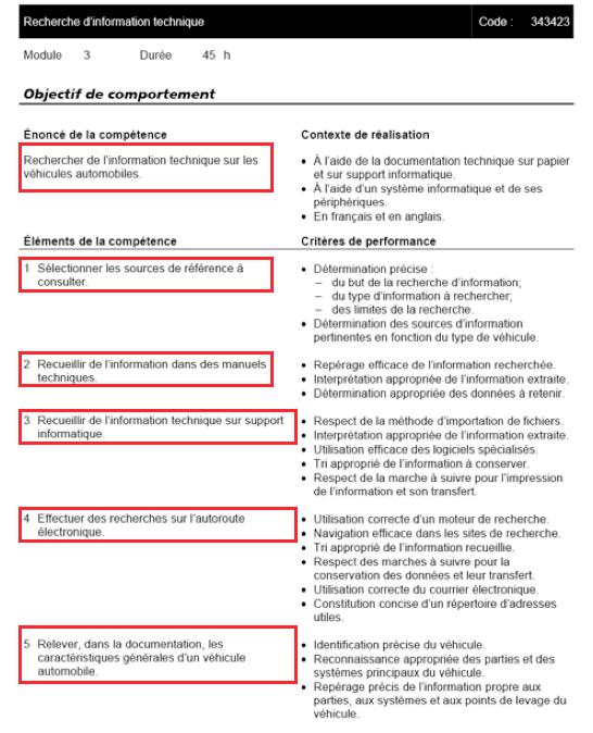 Visuel Exemple De Devis Formation Professionnelle